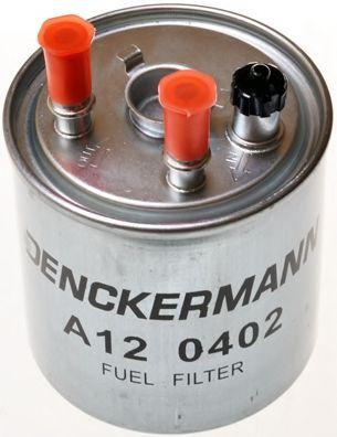 Фильтр топливный RENAULT KANGOO II, LAGUNA III 1.5-2.0 DCI 07-(пр-во DENCKERMANN)                     арт. A120402