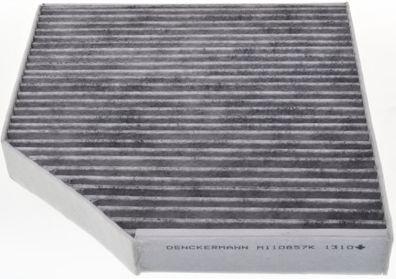 Фільтр вугільний салона VAG A6/A7/A8 06/10-  арт. M110857K