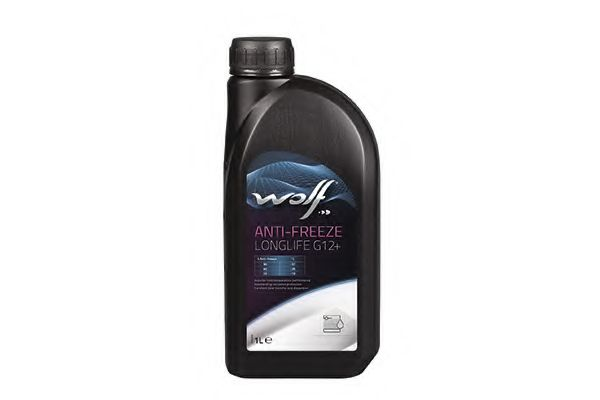 Антифриз Антифриз WOLF ANTI-FREEZE LONGLIFE G12+ (1л.)  арт. 8315985