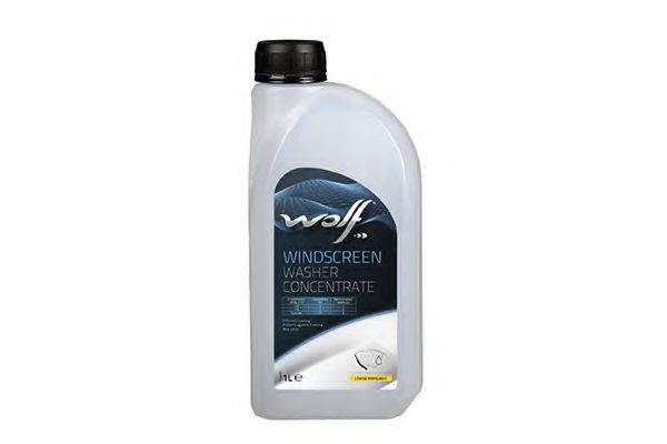 Жидкость омывателя Стеклоомыватель WOLF WINDSCREEN WASHER CONCENTRATE (1л.)  арт. 8322785