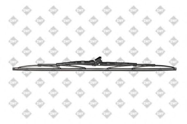 Щетка стек-ля 530 мм с датчиком износа, U-adapter, Golf III  арт. 116134