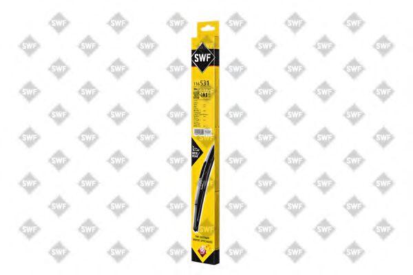 Щетка стеклоочистителя задняя SWF Original (картон. упаковка) x 1шт.  арт. 116531