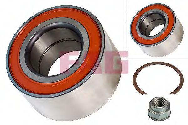 Підшипник кульковий (діам.>30 мм) зі змазкою в комплекті  арт. 713690510