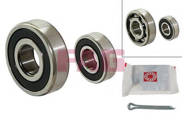Комплект подшипника ступицы колеса  арт. 713616220