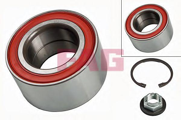 Підшипник кульковий (діам.>30 мм) зі змазкою в комплекті  арт. 713678110