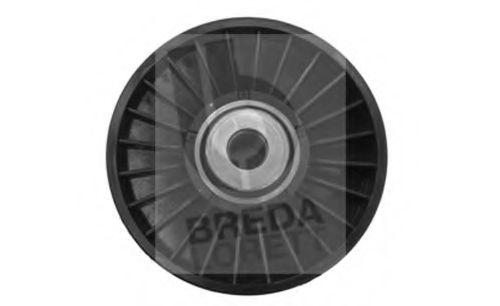 Фото - Ролік направ. генератора Doblo 1.9D/JTD (AC) BREDA  LORETT - POA1455