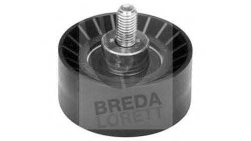 Обводной ролик ремня ГРМ Ролік направ. ГРМ 1.4-1.6i Daewoo/Chevrolet BREDALORETT арт. PDI3005