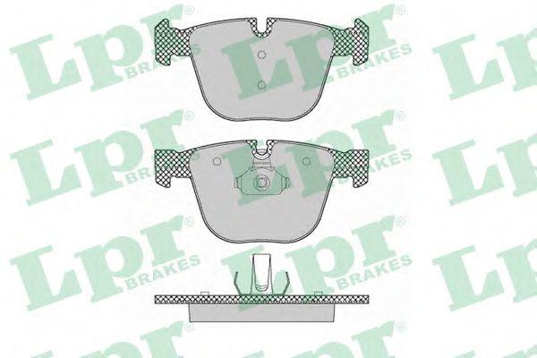Тормозные колодки  арт. 05P1367
