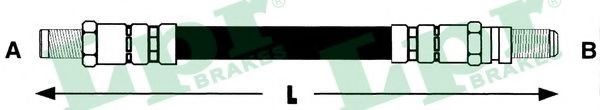 6T46115  LPR - Гальмівний шланг  арт. 6T46115