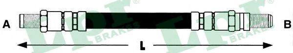 Тормозной шланг  арт. 6T46115
