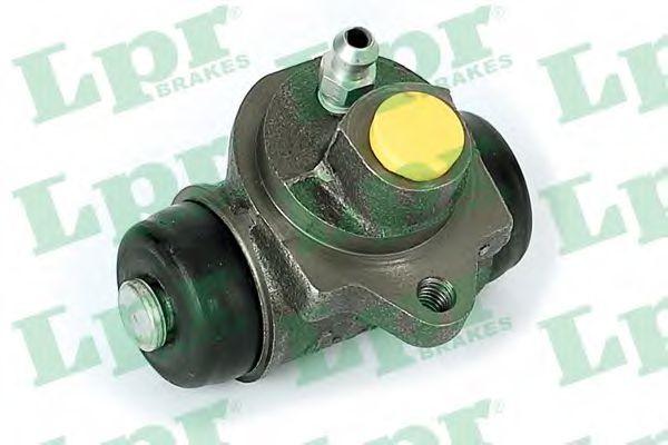 4287  LPR - Гальмівний циліндр робочий LPR арт. 4287