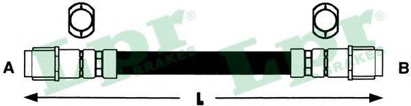 Тормозной шланг Тормозной шланг FEBIBILSTEIN арт. 6T47950