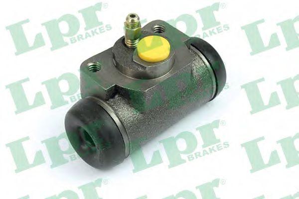 Рабочий тормозной цилиндр Рабочий тормозной цилиндр LPR арт. 4359