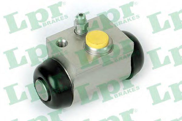 Brake cylinder LPR 4690