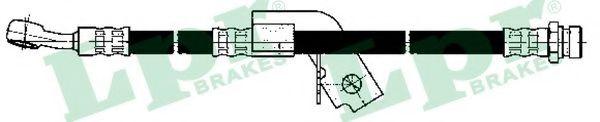 Тормозной шланг  арт. 6T48156