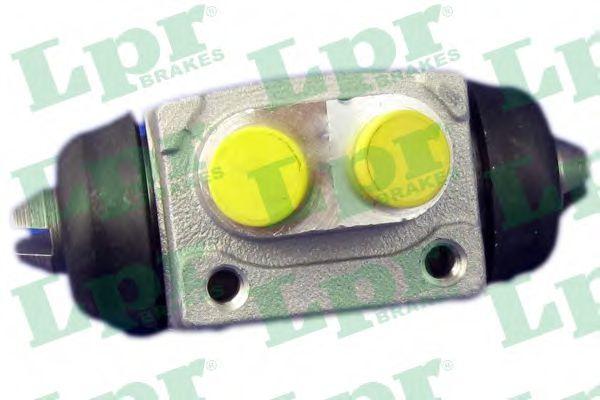 Рабочий тормозной цилиндр  арт. 5204