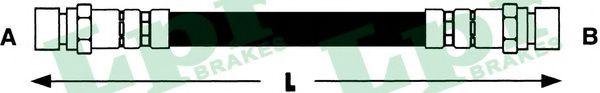 Тормозной шланг  арт. 6T47284