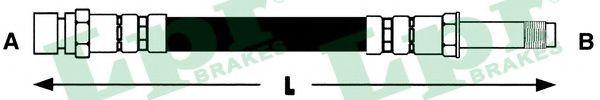 Тормозной шланг  арт. 6T48085