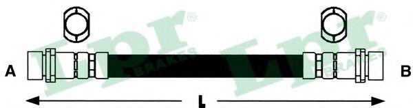 6T46588  LPR - Гальмівний шланг  арт. 6T46588