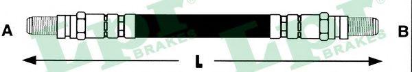 6T46114  LPR - Гальмівний шланг  арт. 6T46114