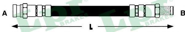 Тормозной шланг  арт. 6T46425