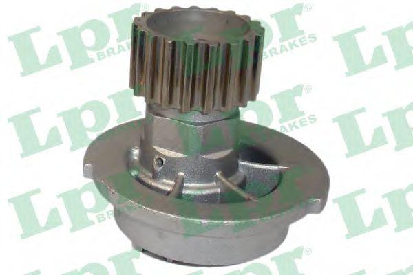 Насос водяной CHEVROLET LACETTI седан 1.6 (Пр-во LPR)                                                LPR арт. WP0263