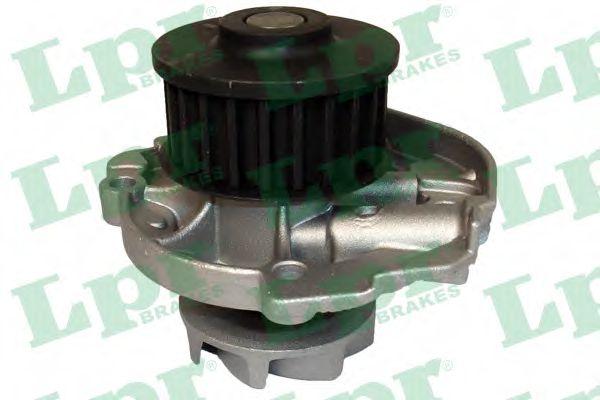 Водяной насос FIAT 500 C (312) 1.4 (Пр-во Пр-во LPR)                                                  арт. WP0537