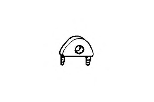 Сайлентблок рычага CITROEN SAXO (пр-во Ocap)                                                          арт. 1215112