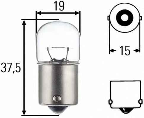 Лампа накаливания BOSCH арт. 8GA002071251