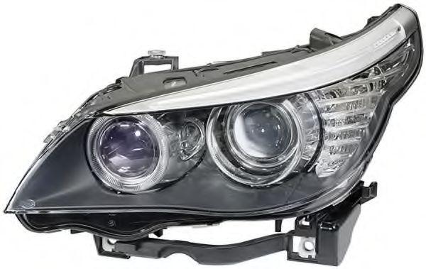 Фара левая  BI-XENON(D1S) с указателем повор., с H8 дневным светом, с LED указатель поворота, с регу  арт. 1EL164907001