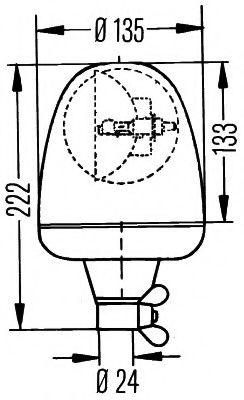 Сигнальна лампа в интернет магазине www.partlider.com