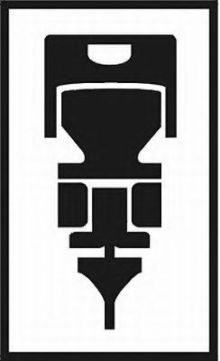 Склоочисник 475мм (каркас)  арт. 9XW178878191