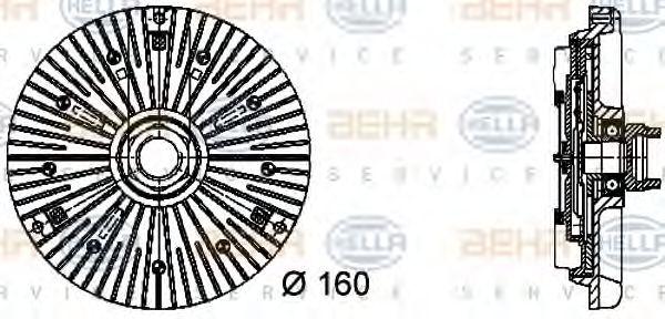 Вентилятор (комплект) в интернет магазине www.partlider.com
