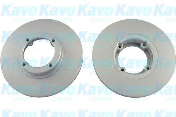 KAVO PARTS DAEWOO Диск тормозной передн. Matiz 0,8/1,0 KAVOPARTS BR1204C