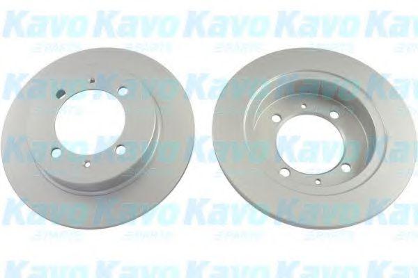 KAVO PARTS MITSUBISHI Тормозной диск задн.Carisma 95-,Space Star 98- KAVOPARTS BR5746C