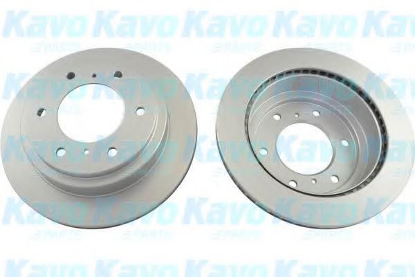 KAVO PARTS MITSUBISHI Тормозной диск задн.Pajero 00- KAVOPARTS BR5760C