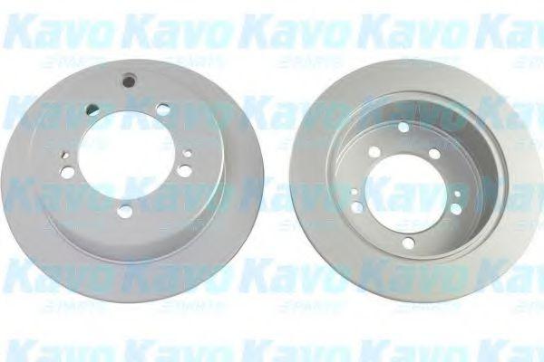 KAVO PARTS MITSUBISHI Тормозной диск задн.Outlander 03- (262*10) KAVOPARTS BR5745C