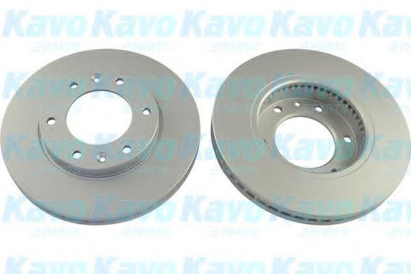 KAVO PARTS HYUNDAI Тормозной диск передн.H-1,Starex 06- KAVOPARTS BR3255C