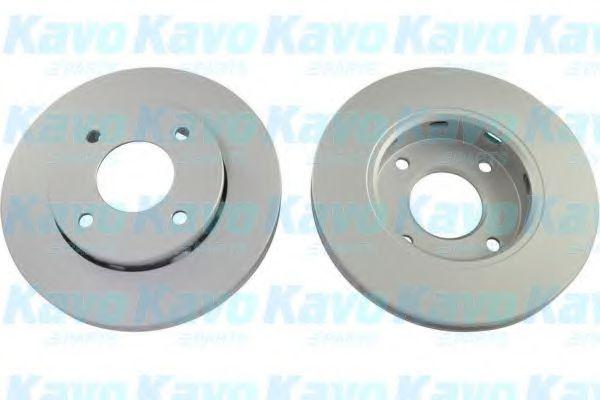 KAVO PARTS MITSUBISHI Тормозной диск передн. Colt 04- (256*24) KAVOPARTS BR5766C