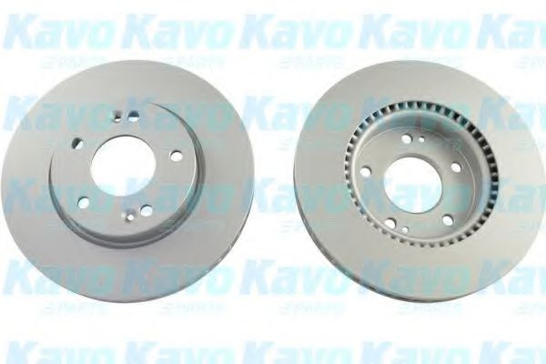 KAVO PARTS KIA Тормозной диск передн.Sportage 2.0 CRDI,Hyundai Tucson 04- KAVOPARTS BR4229C