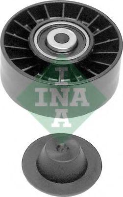 Фото - Паразитный / ведущий ролик, поликлиновой ремень INA - 532033010