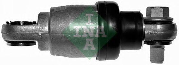 Амортизатор, поликлиновой ремень INA 533010410