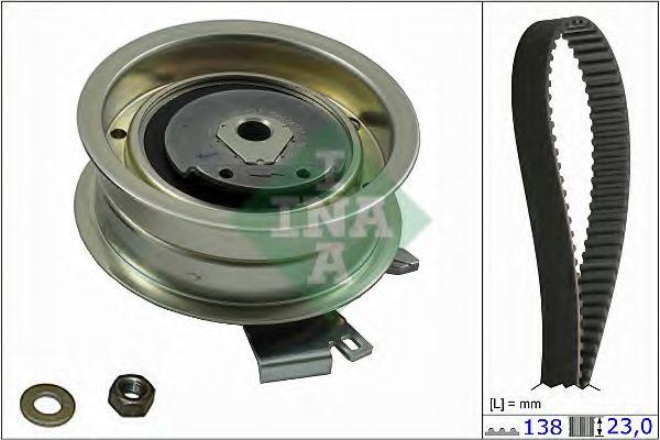 Комплект ГРМ INA 530017110