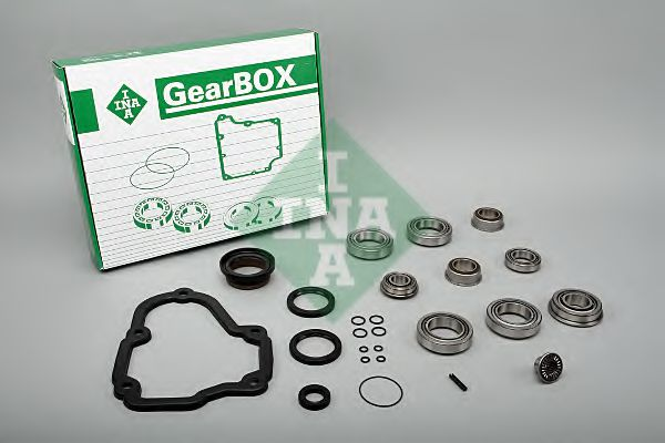 Комплект подшипников КПП INA Gearbox INA 462005610