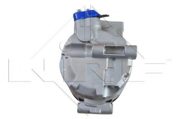 Компресор кондиціонера DB C W202 93-01, E W210 93-03, G W463 96-, ML W163 98-05, S W140 91-98, SLK R170 96-04, Sprinter 95-02, V W638 96-0 NRF 32053