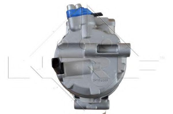 Компресор кондиціонера Seat Altea 2.0 TDI 01.03 -  NRF 32146