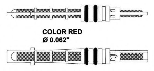 Расширительный клапан кондиционера в интернет магазине www.partlider.com