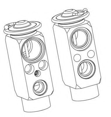 Клапан кондиціонера в интернет магазине www.partlider.com