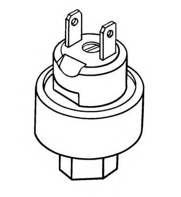 Датчик давления кондиционера Пневматический выключатель, кондиционер NRF арт. 38904