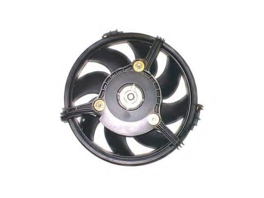 Вентилятор радиатора AUDI A4 97- (пр-во NRF)                                                         в интернет магазине www.partlider.com